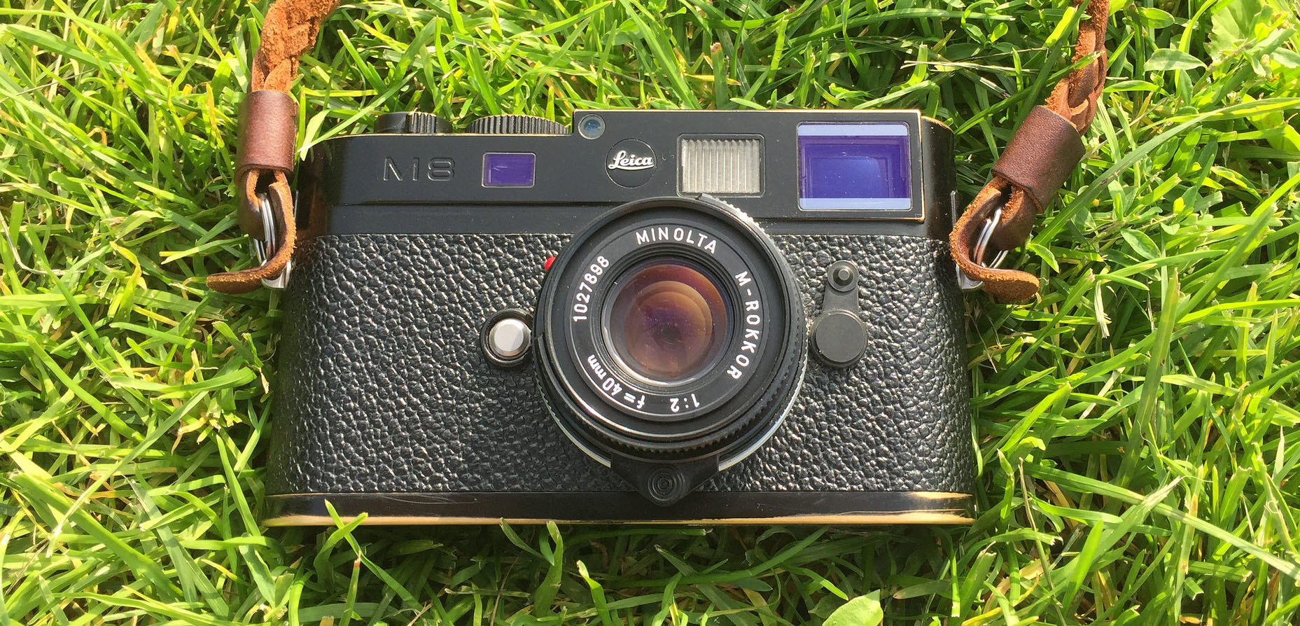 Leica M8.2 - or - Why I Bought a 10 Year Old Digital Camera in 2017