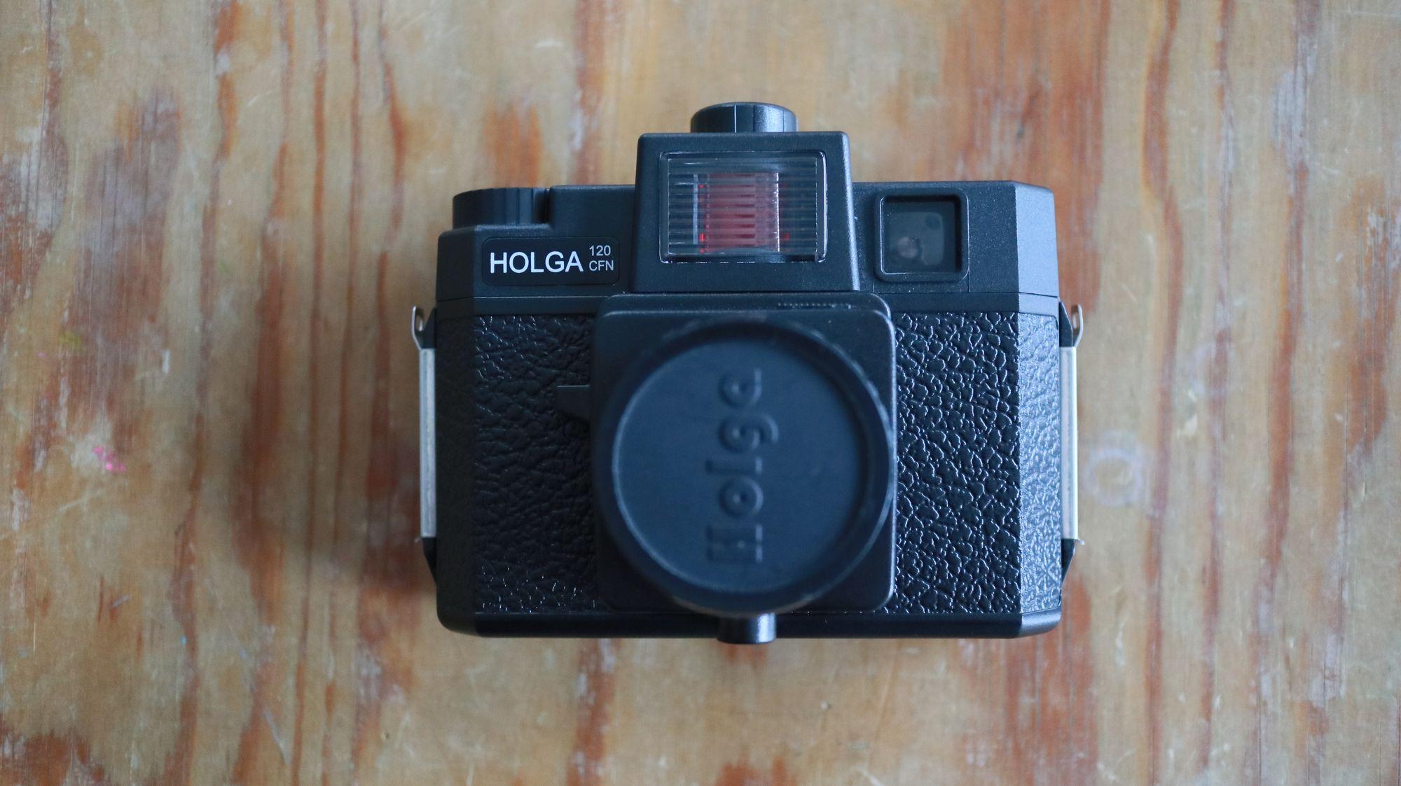 the humble Holga